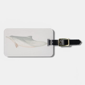 Sousa chinensis, Indo-Pacific Humpback Dolphin, Tag For Luggage
