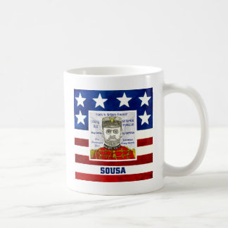 Sousa Coffee Mug
