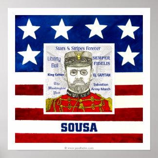 Sousa poster