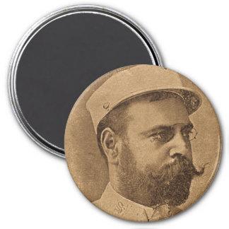 Sousa y el suyo congriegan 1901 - anuncio del vint imán redondo 7 cm