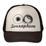Sousaphone Cap Trucker Hat