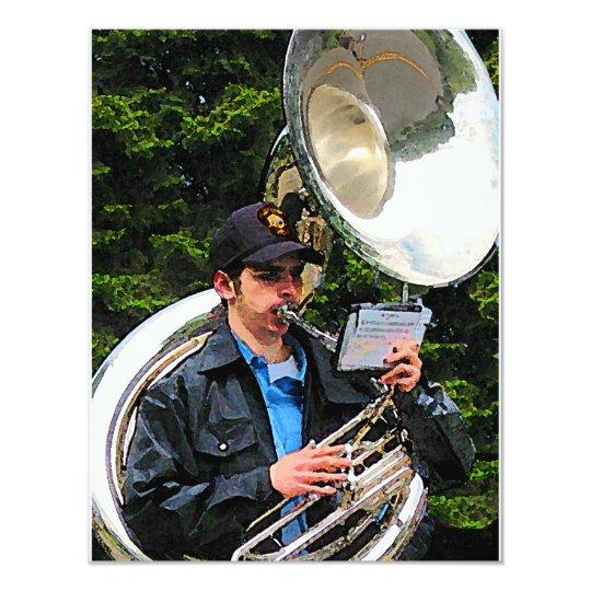 Sousaphone Card