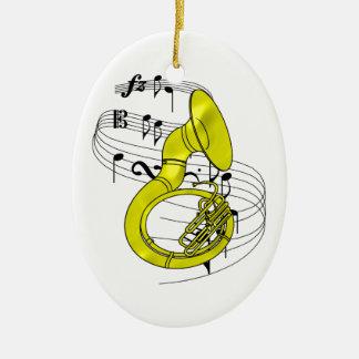Sousaphone Ornament