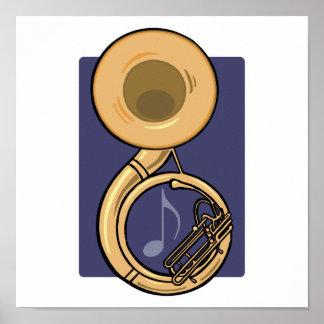 sousaphone impresiones