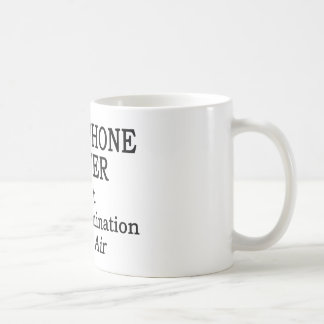 Sousaphone Player Hot Air Coffee Mug