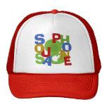 Sousaphone Scramble Trucker Hat