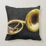 Sousaphone Still Life Pillow