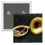 Sousaphone Still Life Pins