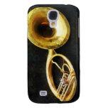 Sousaphone Still Life Samsung Galaxy S4 Cases