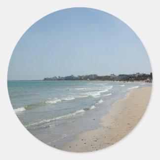 Sousse Túnez #1 Pegatina Redonda