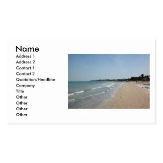 Sousse Tunisia #1 Business Card