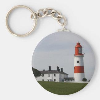 Souter Lighthouse  England  Key Chain