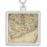South Aberdeen, Banff Square Pendant Necklace
