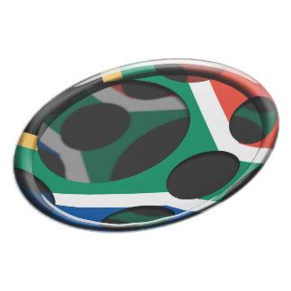 South Africa #1 Melamine Plate