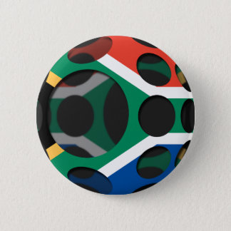 South Africa #1 Pinback Button