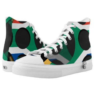 South Africa #1 Printed Shoes