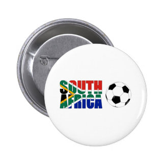 South Africa 2010 World Cup Button