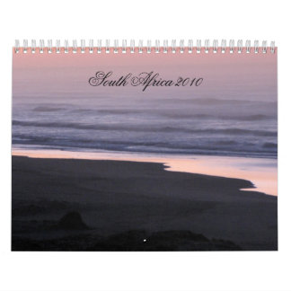 South Africa 2011 Calendar