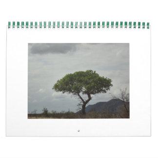 South Africa 2012 Calendar