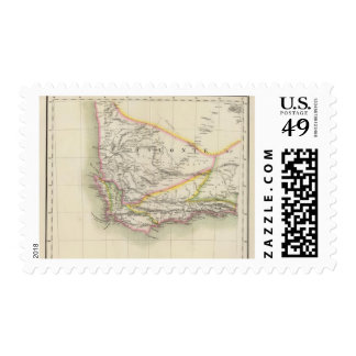 South Africa 53 Stamp