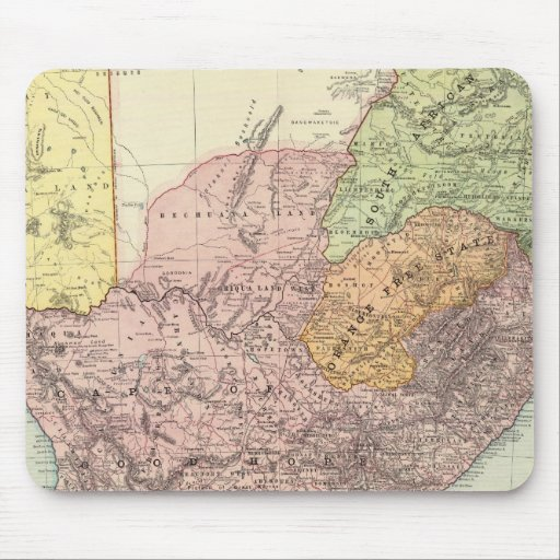 South Africa 5 Mouse Pad