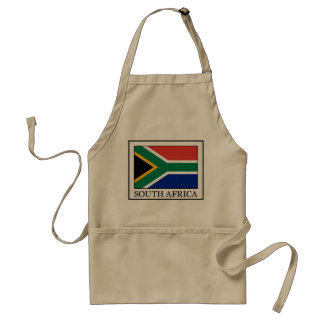 South Africa Adult Apron