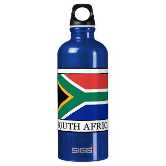 South Africa Aluminum Water Bottle