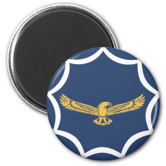 south africa aviation military roundel magnet