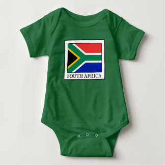 South Africa Baby Bodysuit