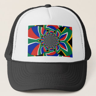 South Africa Beautiful Hakuna Matata Trucker Hat