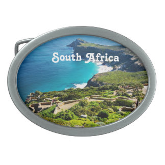 South Africa Belt Buckle
