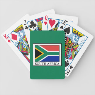 South Africa Bicycle Playing Cards