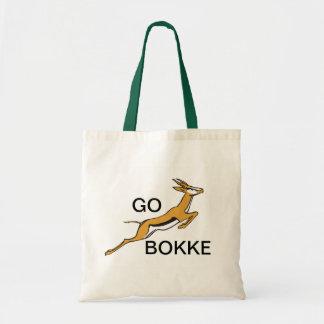South Africa Bokke Tote Bag