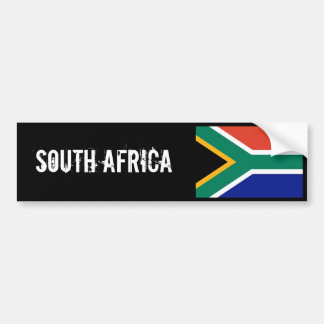 South Africa bumber sticker Bumper Stickers