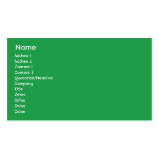 South Africa - Business Business Card