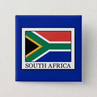 South Africa Button