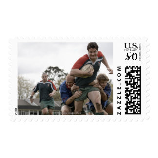 South Africa, Cape Town, False Bay Rugby Club Postage