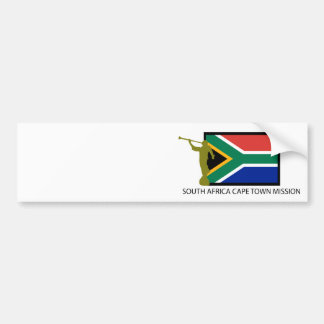 SOUTH AFRICA CAPE TOWN MISSION LDS CTR BUMPER STICKER