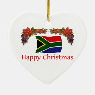South Africa Christmas Christmas Ornaments