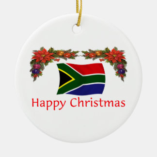 South Africa Christmas Ornaments
