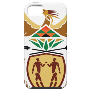 South Africa Coat of Arms iPhone SE/5/5s Case