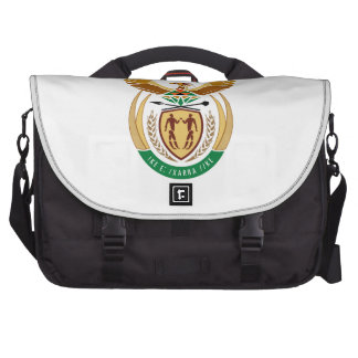 South Africa Coat of Arms Commuter Bags