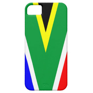 south africa country flag nation symbol name text iPhone SE/5/5s case