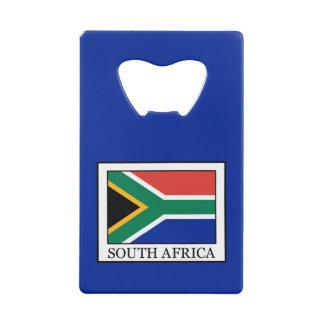 South Africa Credit Card Bottle Opener