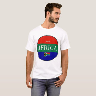 South Africa Designer Name Brand T-Shirt