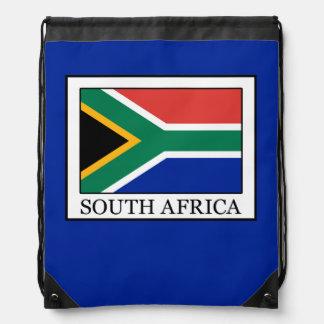 South Africa Drawstring Bag