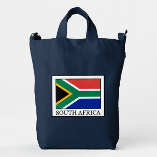South Africa Duck Bag