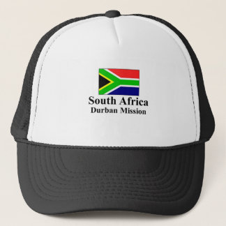 South Africa Durban Mission Hat