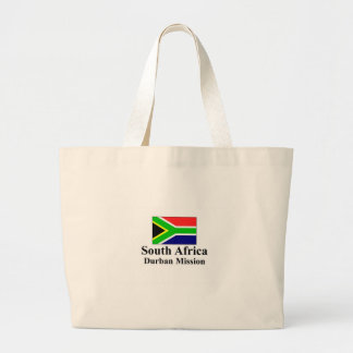 South Africa Durban Mission Tote Jumbo Tote Bag