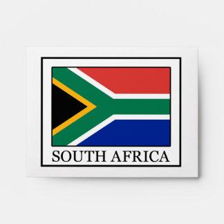 South Africa Envelope